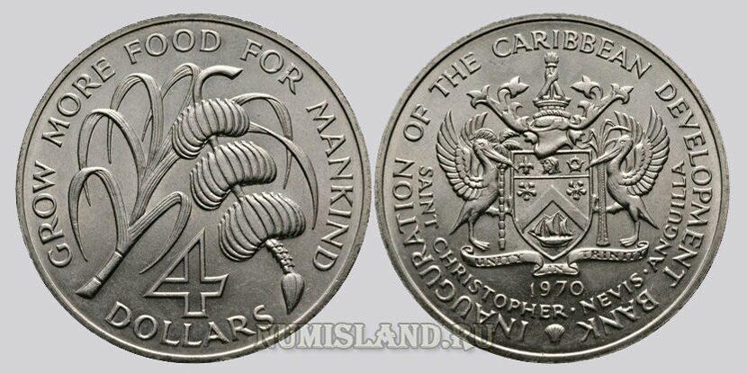Монеты ангилья как в paint соединить две фотографии